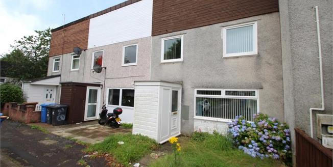 Offers Over £65,000, 3 Bedroom Terraced House For Sale in Dreghorn, KA11
