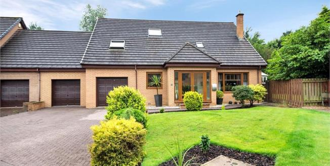 Offers Over £279,000, 4 Bedroom Detached House For Sale in Girdle Toll, KA11