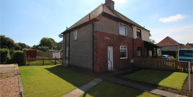 Offers Over £70,000, 3 Bedroom Semi Detached House For Sale in Kilwinning, KA13
