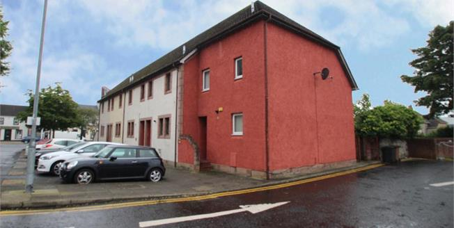 Offers Over £73,000, 2 Bedroom End of Terrace House For Sale in Irvine, KA12