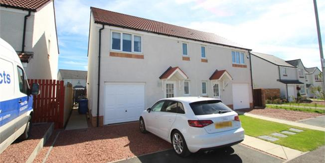 Offers Over £139,995, 3 Bedroom Semi Detached House For Sale in Irvine, KA11