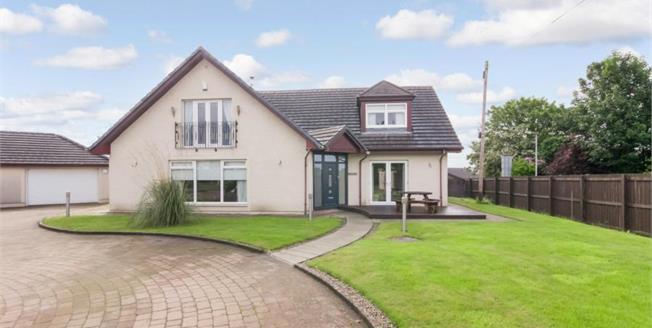 Offers Over £310,000, 5 Bedroom Detached House For Sale in Kilwinning, KA13