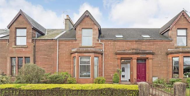 Offers Over £190,000, 3 Bedroom Terraced House For Sale in Ardrossan, KA22