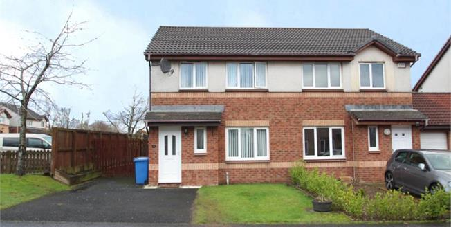 Offers Over £125,000, 3 Bedroom Semi Detached House For Sale in Kilwinning, KA13