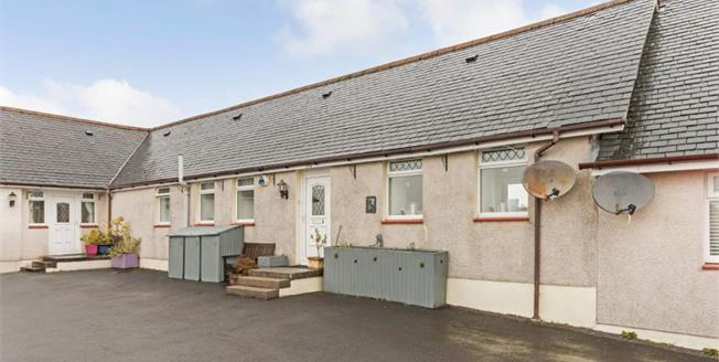 Offers Over £157,000, 2 Bedroom Terraced Bungalow For Sale in Kilwinning, KA13