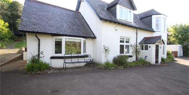 Offers in the region of £355,000, 5 Bedroom Detached House For Sale in Seamill, KA23