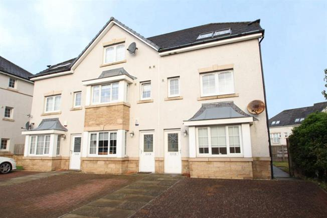 3 Bedroom Town House For Sale in Irvine for Offers Over £140,000