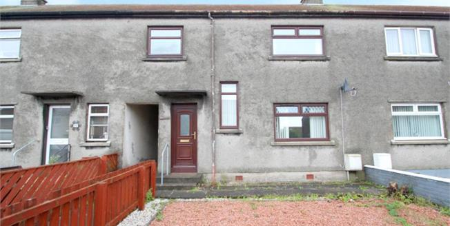Offers Over £75,000, 3 Bedroom Terraced House For Sale in Ardrossan, KA22
