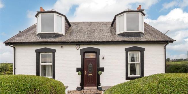 Offers Over £315,000, 4 Bedroom Detached Cottage For Sale in Knockentiber, KA2