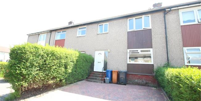 Offers Over £98,000, 3 Bedroom Terraced House For Sale in Kirkintilloch, G66