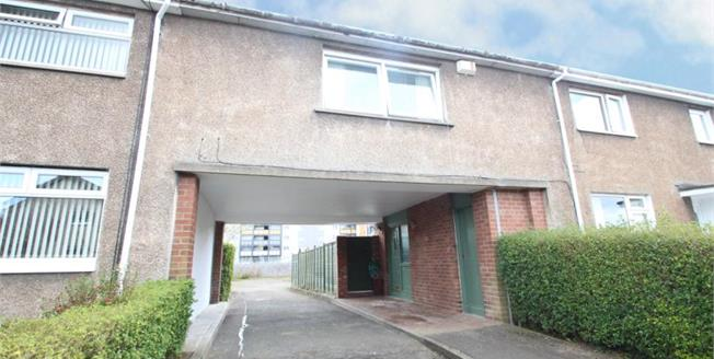 Offers Over £46,000, 1 Bedroom Upper Floor Flat For Sale in Kirkintilloch, G66