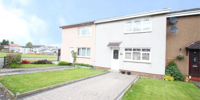 Offers Over £99,999, 2 Bedroom Terraced House For Sale in Kirkintilloch, G66