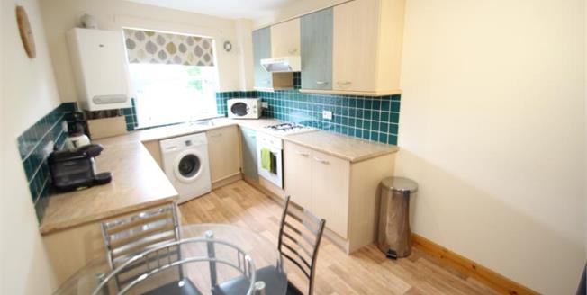 Offers Over £73,000, 2 Bedroom Upper Floor Flat For Sale in Kilsyth, G65