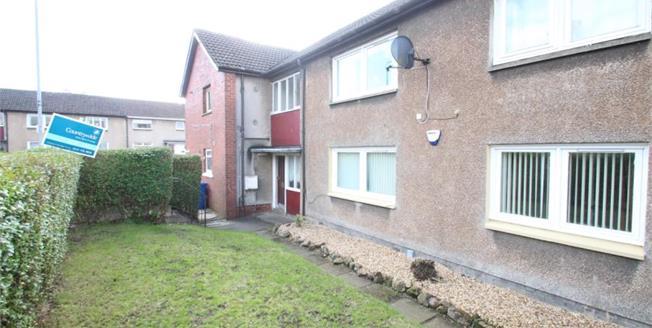 Offers Over £64,000, 1 Bedroom Ground Floor Flat For Sale in Kirkintilloch, G66