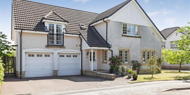 Offers Over £385,000, 4 Bedroom Detached House For Sale in Chryston, G69