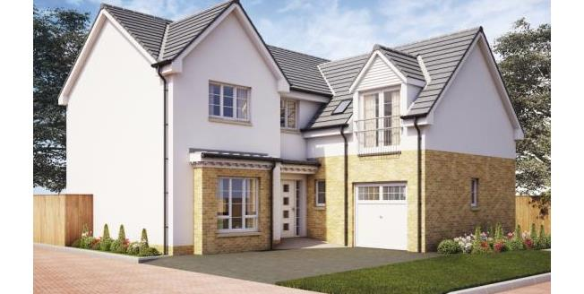Fixed Price £408,000, 5 Bedroom Detached House For Sale in Torrance, G64