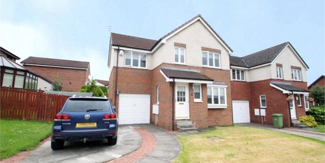 Offers Over £200,000, 4 Bedroom Detached House For Sale in Moodiesburn, G69