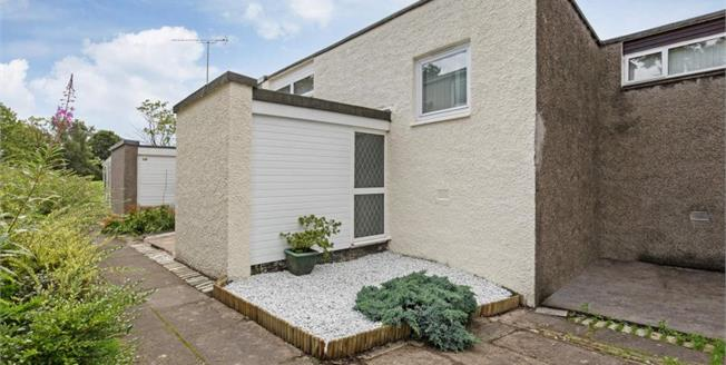 Offers Over £75,000, 2 Bedroom Terraced House For Sale in Cumbernauld, G67