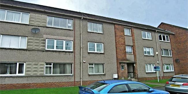 Offers Over £65,000, 2 Bedroom Upper Floor Flat For Sale in Renfrew, PA4