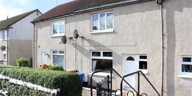 Offers Over £58,900, 2 Bedroom Terraced House For Sale in Kilbirnie, KA25
