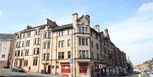 Offers Over £66,000, 2 Bedroom Upper Floor Flat For Sale in Paisley, PA1
