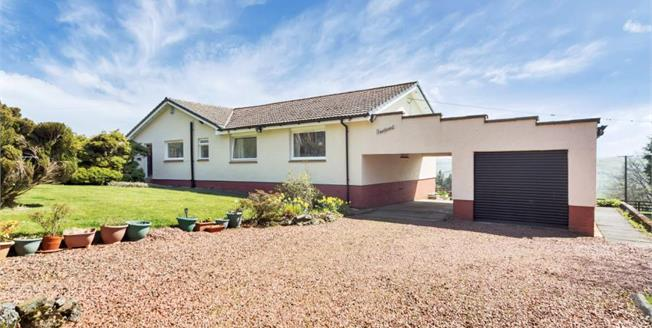 Offers Over £270,000, 4 Bedroom Detached Bungalow For Sale in Neilston, G78