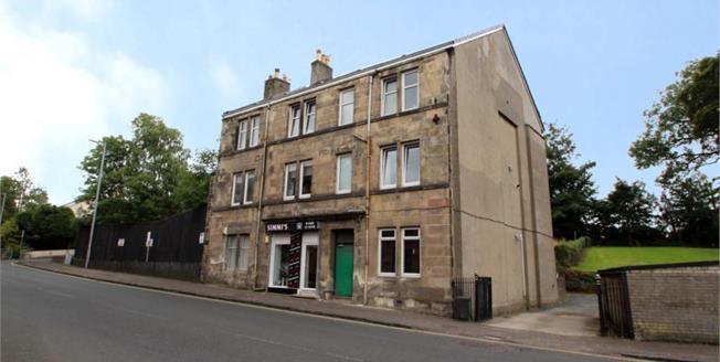 Offers Over £50,000, 2 Bedroom Upper Floor Flat For Sale in Elderslie, PA5
