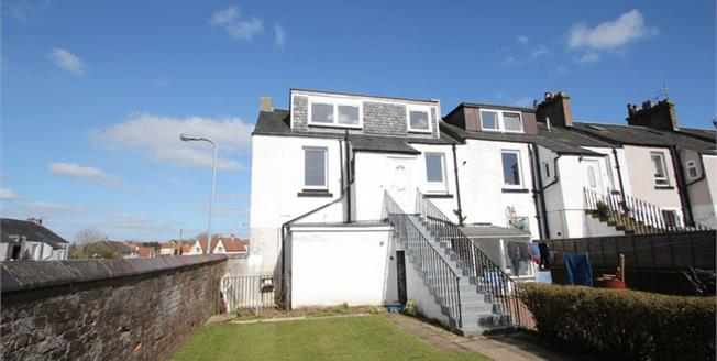 Offers Over £100,000, 3 Bedroom Upper Floor Flat For Sale in Neilston, G78
