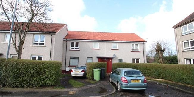 Offers Over £35,000, 1 Bedroom Ground Floor Flat For Sale in Barrhead, G78