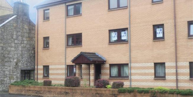 Offers Over £69,995, 2 Bedroom Upper Floor Flat For Sale in Paisley, PA2
