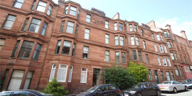 Fixed Price £58,000, 1 Bedroom Upper Floor Flat For Sale in Renfrewshire, PA1