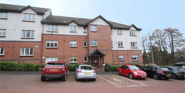 Offers Over £59,995, 1 Bedroom Ground Floor Flat For Sale in Paisley, PA3