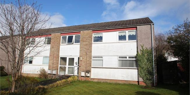 Offers Over £35,000, 1 Bedroom Upper Floor Flat For Sale in Paisley, PA3