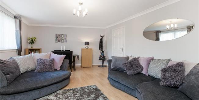 Offers Over £95,000, 2 Bedroom Ground Floor Flat For Sale in Johnstone, PA5