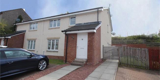 Offers Over £69,995, 2 Bedroom Upper Floor Flat For Sale in Barrhead, G78