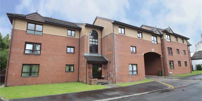 Offers Over £99,995, 3 Bedroom Upper Floor Flat For Sale in Elderslie, PA5