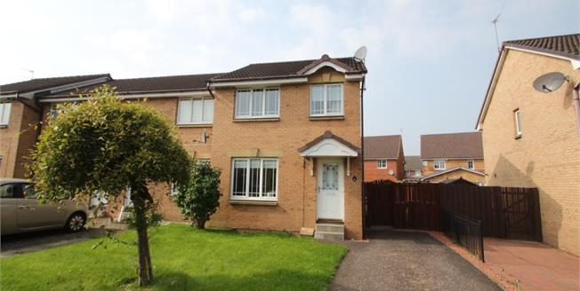 Offers Over £139,000, 3 Bedroom End of Terrace House For Sale in Erskine, PA8