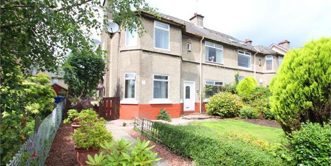 Offers Over £92,000, 2 Bedroom Ground Floor Flat For Sale in Renfrew, PA4