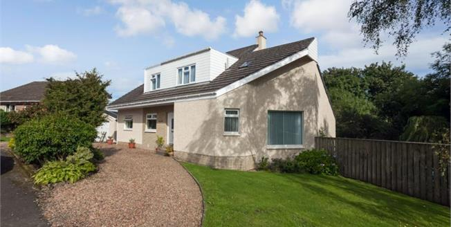Offers Over £275,000, 3 Bedroom Detached House For Sale in Kilbarchan, PA10