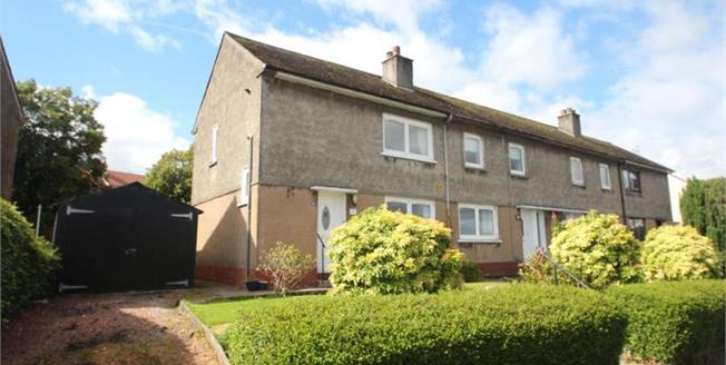 Offers Over £79,000, 2 Bedroom End of Terrace House For Sale in Paisley, PA2