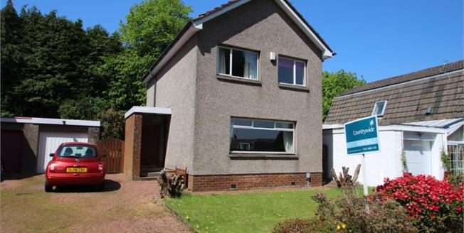 Offers Over £198,000, 3 Bedroom Detached House For Sale in Paisley, PA2