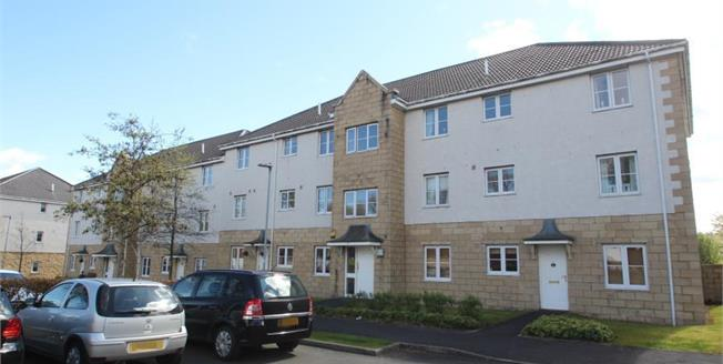 Offers Over £85,000, 2 Bedroom Ground Floor Flat For Sale in Paisley, PA1