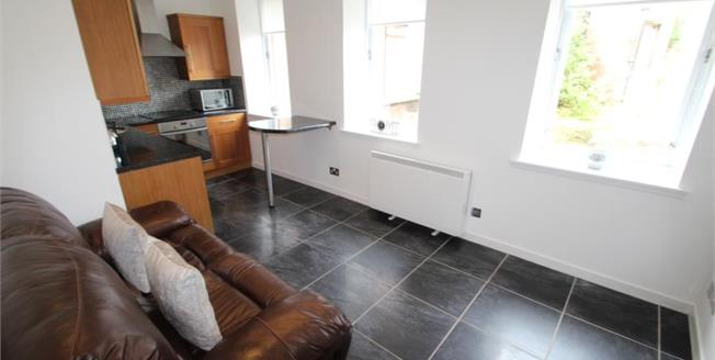 Offers Over £59,000, 1 Bedroom Upper Floor Flat For Sale in Paisley, PA2
