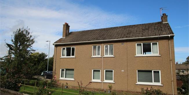 Offers Over £78,000, 3 Bedroom Ground Floor Flat For Sale in Paisley, PA2