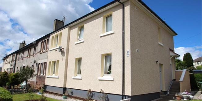 Offers Over £79,500, 3 Bedroom Ground Floor Flat For Sale in Paisley, PA2