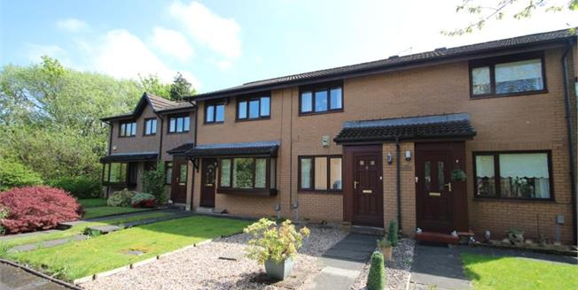 Offers Over £115,000, 2 Bedroom Terraced House For Sale in Paisley, PA2