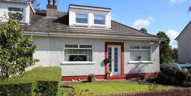 Offers Over £190,000, 3 Bedroom Semi Detached House For Sale in Paisley, PA2
