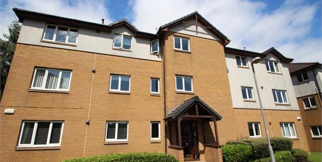 Offers Over £70,000, 1 Bedroom Upper Floor Flat For Sale in Paisley, PA3