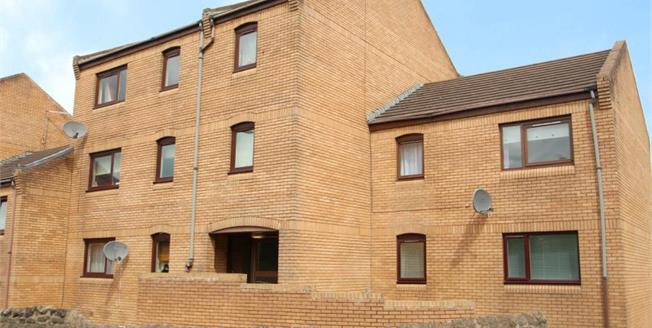 Offers Over £50,000, 1 Bedroom Upper Floor Flat For Sale in Paisley, PA2
