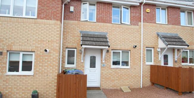 Offers Over £120,000, 2 Bedroom Terraced House For Sale in Paisley, PA2